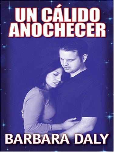 9780786275175: Un Calido Anochecer (Thorndike Press Large Print Spanish Language Series)