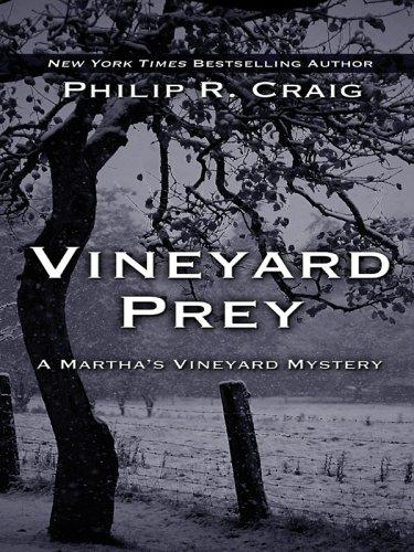 9780786276141: Vineyard Prey: A Martha's Vineyard Mystery