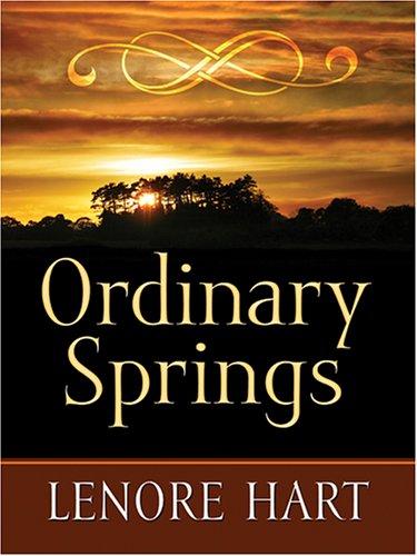 9780786276615: Ordinary Springs