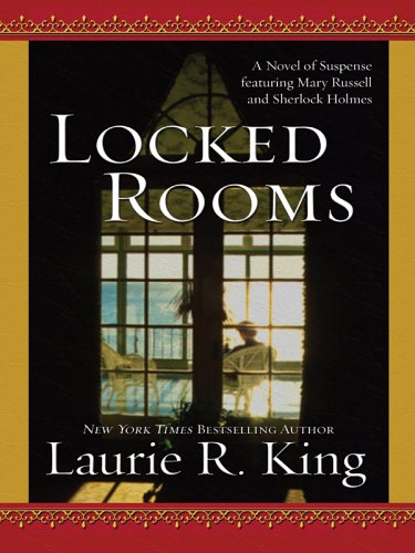 9780786277018: Locked Rooms: A Mary Russell Novel