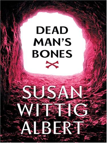 9780786277414: Dead Man's Bones (Thorndike Press Large Print Mystery Series)