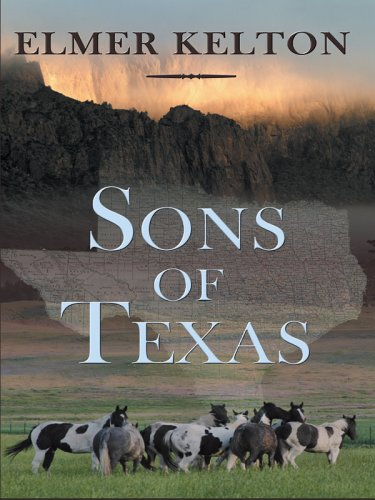 9780786277865: Sons of Texas