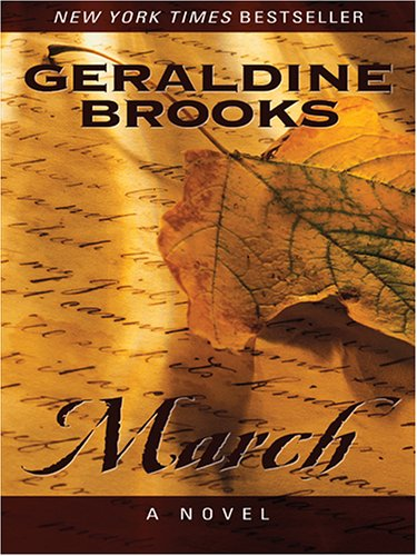 March: Geraldine Brooks