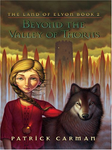 9780786278084: The Literacy Bridge - Large Print - Beyond the Valley of Thorns