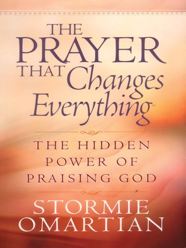 9780786278886: The Prayer That Changes Everything (Thorndike Press Large Print Inspirational Series)