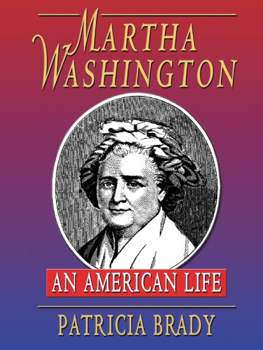 9780786279258: Martha Washington: An American Life (Thorndike American History)