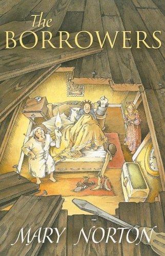 9780786279548: The Borrowers