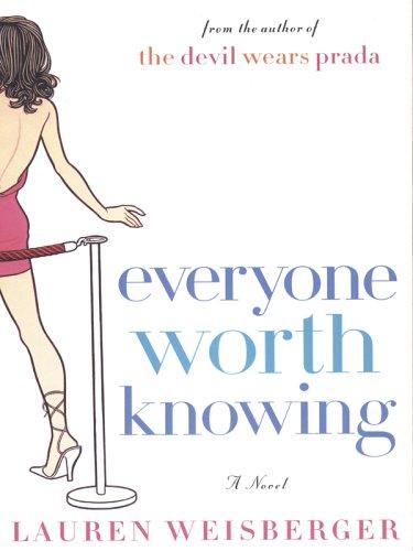 9780786279845: Everyone Worth Knowing (Thorndike Press Large Print Core Series)