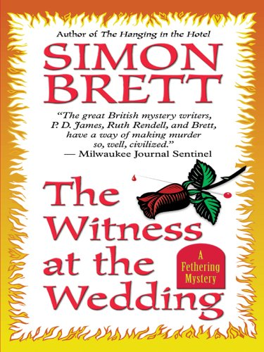 9780786280278: The Witness at the Wedding: A Fethering Mystery