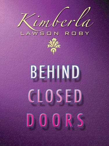 9780786280513: Behind Closed Doors (Thorndike African-American)