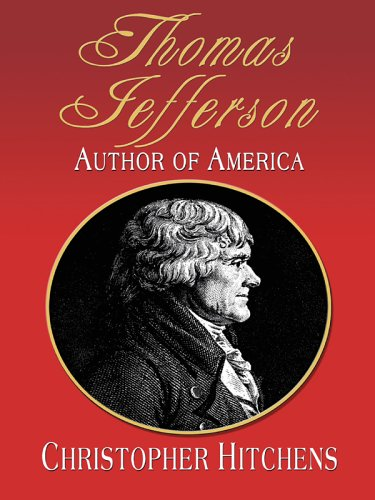 9780786280803: Thomas Jefferson: Author of America (Thorndike Press Large Print American History Series)