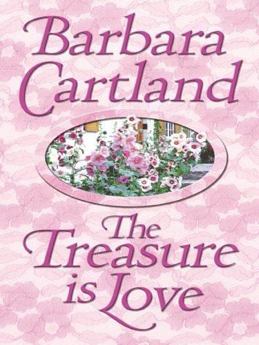 9780786281428: The Treasure Is Love (Thorndike Press Large Print Romance Series)