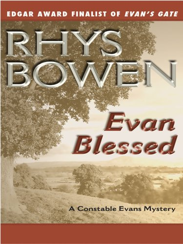9780786281961: Evan Blessed: A Constable Evans Mystery