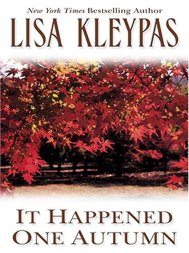 9780786282319: It Happened One Autumn (Thorndike Press Large Print Core Series)