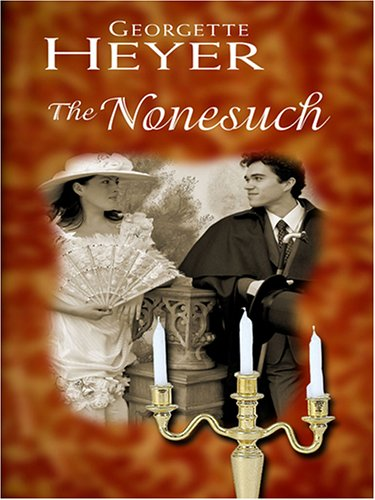 9780786282586: The Nonesuch (Thorndike Romance)