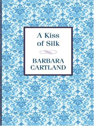 9780786282982: A Kiss of Silk (Thorndike Large Print Gentle Romance Series)