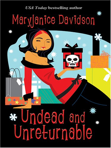 9780786283088: Undead and Unreturnable (Queen Betsy, Book 4)