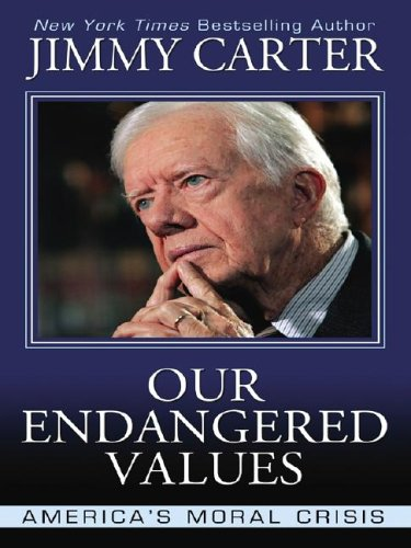 9780786283095: Our Endangered Values: America's Moral Crisis