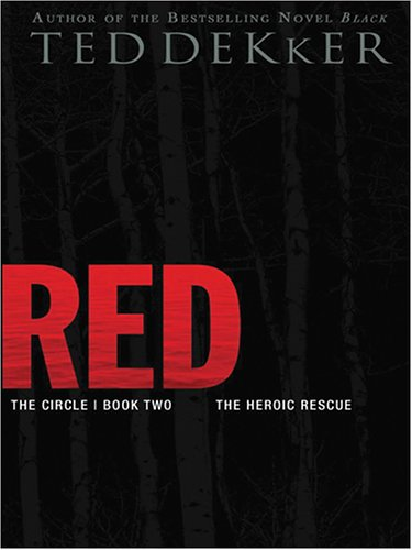 Red 9780786283101 The mind-bending pace of Black accelerates in Red, Book Two of Ted Dekker's groundbreaking Circle trilogy. Less than a month ago, Thomas
