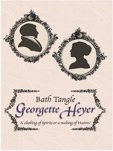 9780786283972: Bath Tangle (Thorndike Romance)