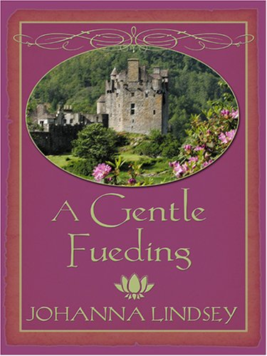 9780786285525: A Gentle Feuding (Thorndike Press Large Print Famous Authors Series)