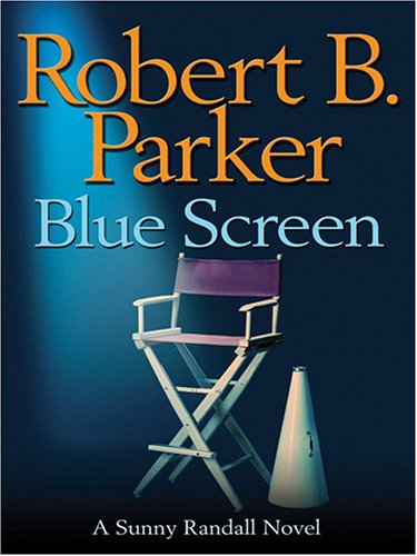 9780786285594: Blue Screen (Thorndike Press Large Print Core Series)