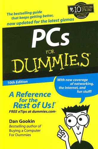 troubleshooting and maintaining your pc all in one for dummies gookin dan