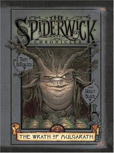9780786285792: The Wrath of Mulgarath (Spiderwick Chronicles (Hardback))