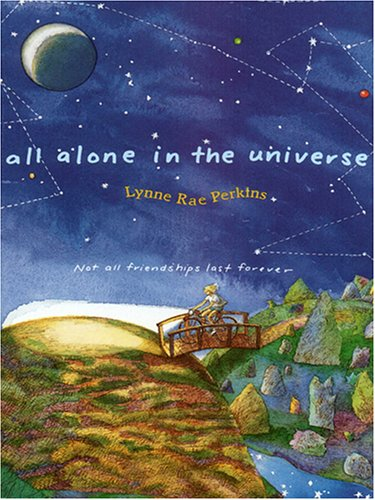 9780786285877: All Alone in the Universe (Thorndike Literacy Bridge Young Adult)