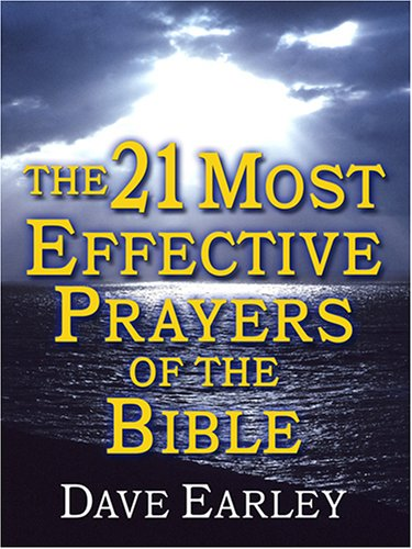 9780786286171: The 21 Most Effective Prayers of the Bible