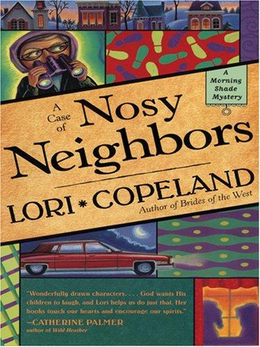 9780786288397: A Case of Noisy Neighbors (A Morning Shade Mystery #3)