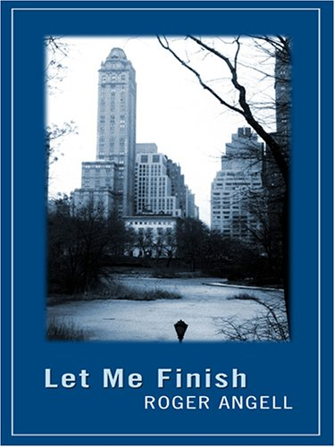 9780786288700: Let Me Finish (Thorndike Biography)