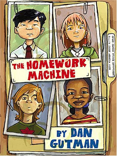 9780786288830: The Homework Machine