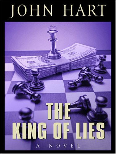 9780786288847: The King of Lies (Thorndike Press Large Print Mystery Series)