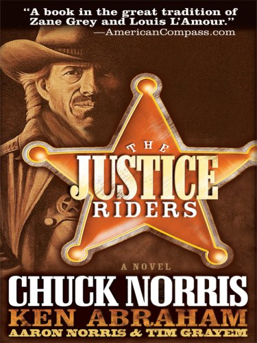 9780786289110: The Justice Riders