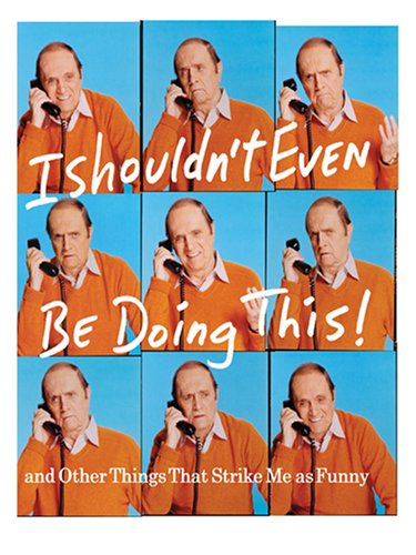9780786289943: I Shouldn't Even Be Doing This!: And Other Sthings That Strike Me As Funny (Thorndike Nonfiction)