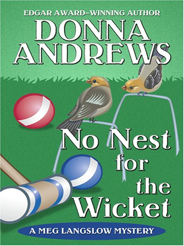 9780786290666: No Nest for the Wicket