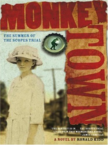 9780786290802: Monkey Town, the Summer of the Scopes Trial