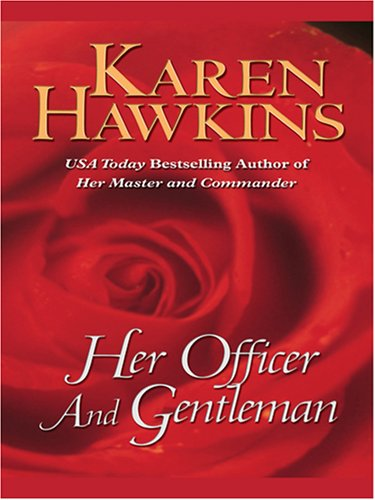 9780786290864: Her Officer and Gentleman (Thorndike Romance)