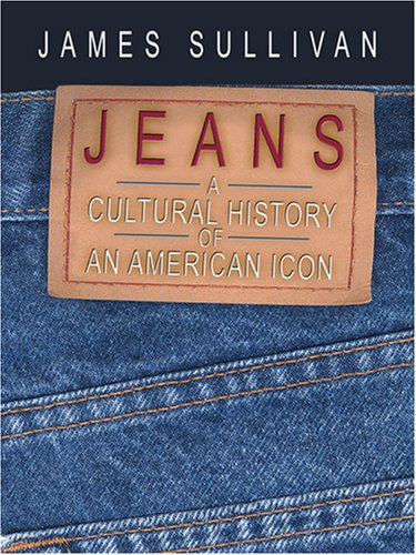 9780786290901: Jeans: A Cultural History of an American Icon (Thorndike Press Large Print Nonfiction Series)