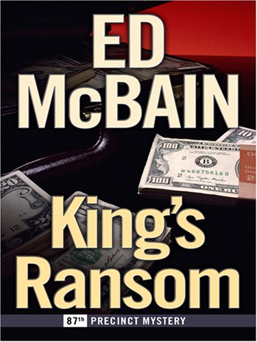 9780786291731: King's Ransom: An 87th Precinct Mystery (Thorndike Press Large Print Famous Authors Series)