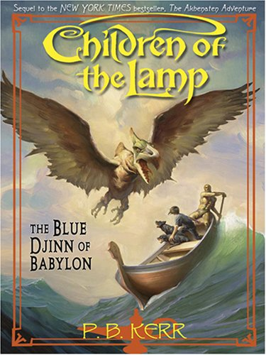 9780786291861: The Blue Djinn of Babylon