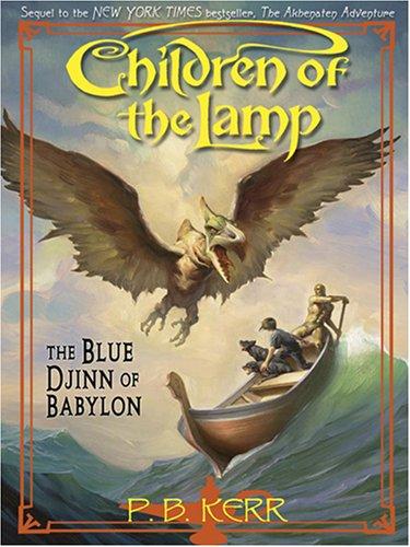9780786291861: The Blue Djinn of Babylon