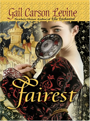 9780786292707: Fairest (Thorndike Press Large Print Literacy Bridge Series)