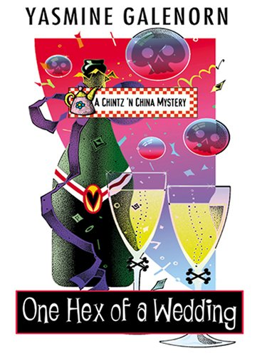 9780786292837: One Hex of a Wedding (Thorndike Press Large Print Mystery Series)