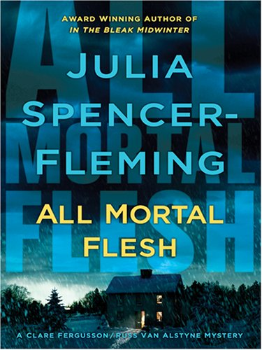 9780786292868: All Mortal Flesh (Clare Fergusson/Russ Van Alstyne Mysteries)