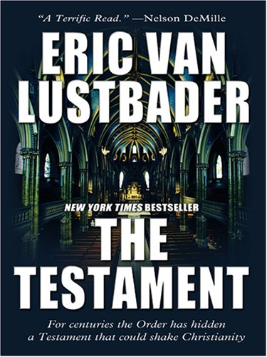 9780786293186: The Testament (Thorndike Press Large Print Basic Series)
