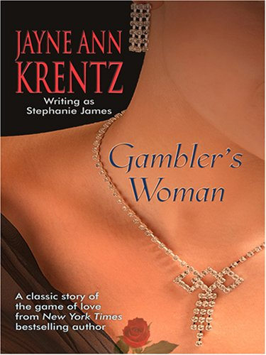 9780786293858: Gambler's Woman (Thorndike Press Large Print Famous Authors Series)
