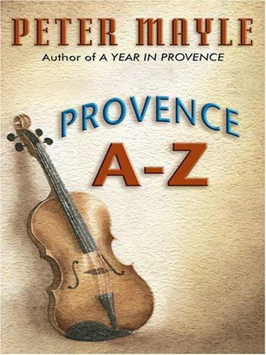 9780786294039: Provence A-z