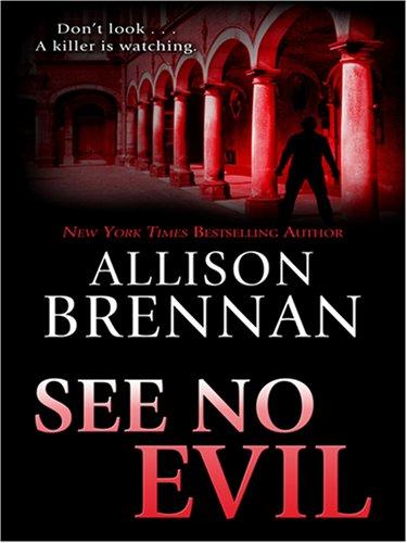 See No Evil: Allison Brennan